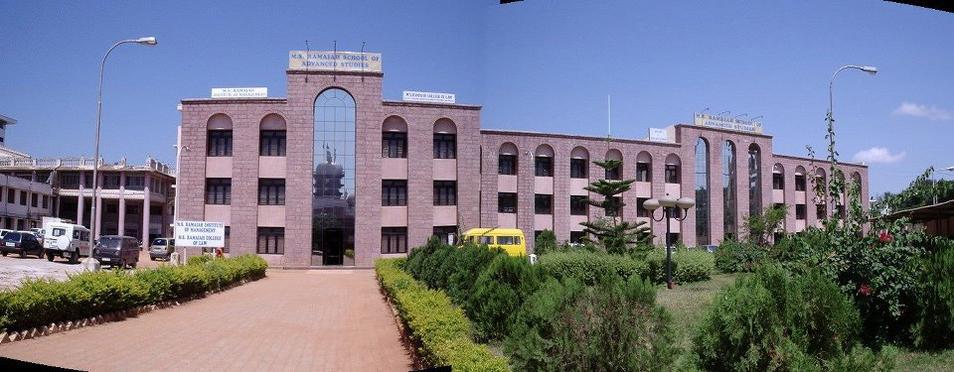 MS Ramaiah Institute of Management
