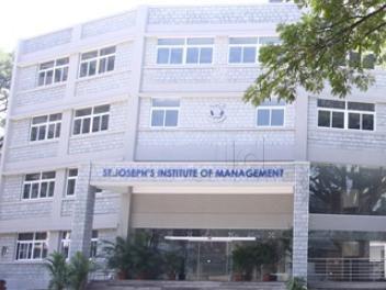 St Joseph's Institute of Management bangalore